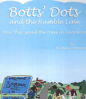 Text - Bott's Dots and the Rumble Line