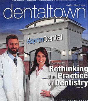 Text - DentalTown (Rethinking the practice of dentistry)