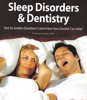 Text - Sleep Disorders & Dentistry